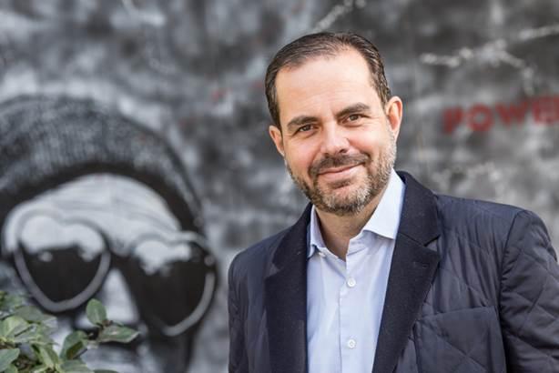 Yves Moraine, maire des 6ème et 8ème arrondissements de Marseille